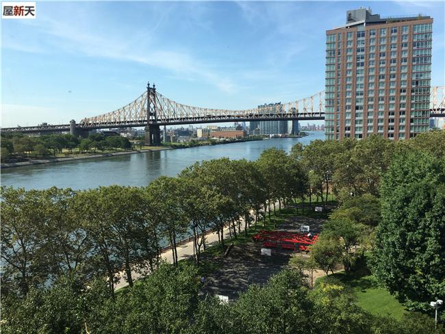 1200美元 纽约罗岛 主卧带独立卫生间公寓出租 近地铁