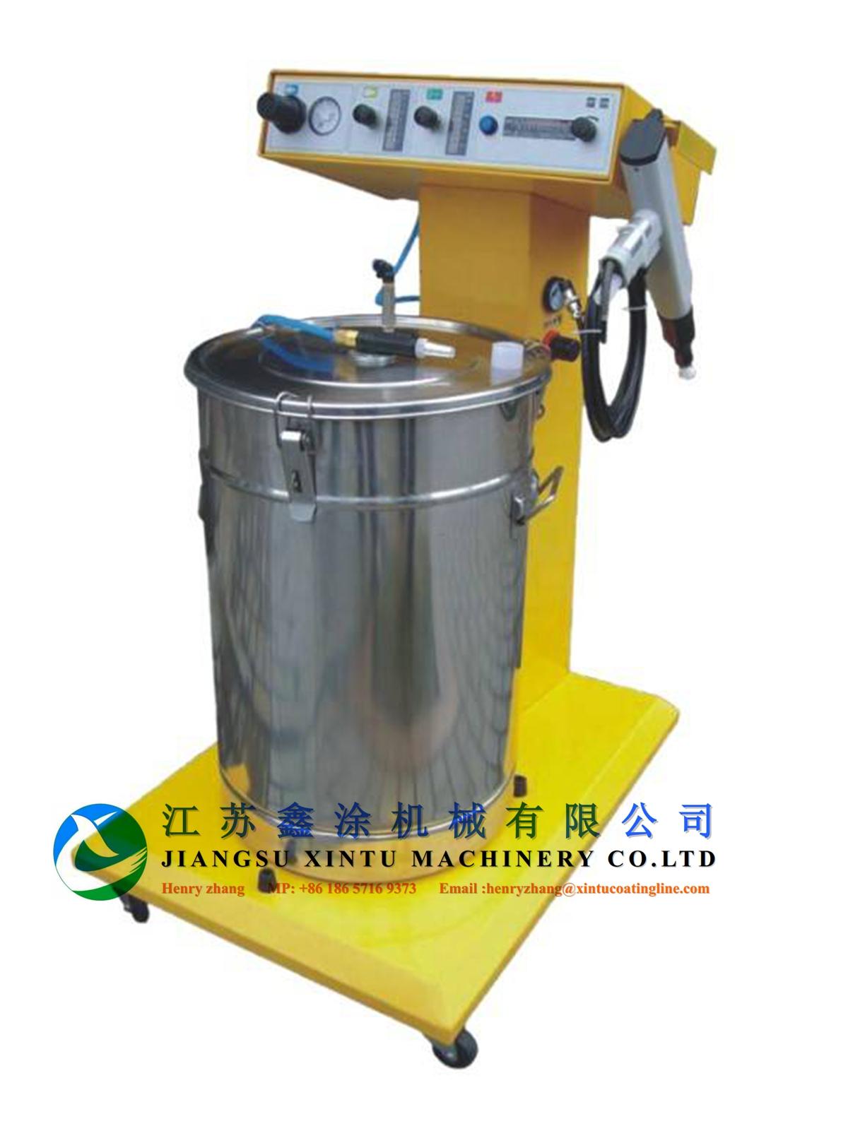 手動靜電噴塑機(型號:XT-301)