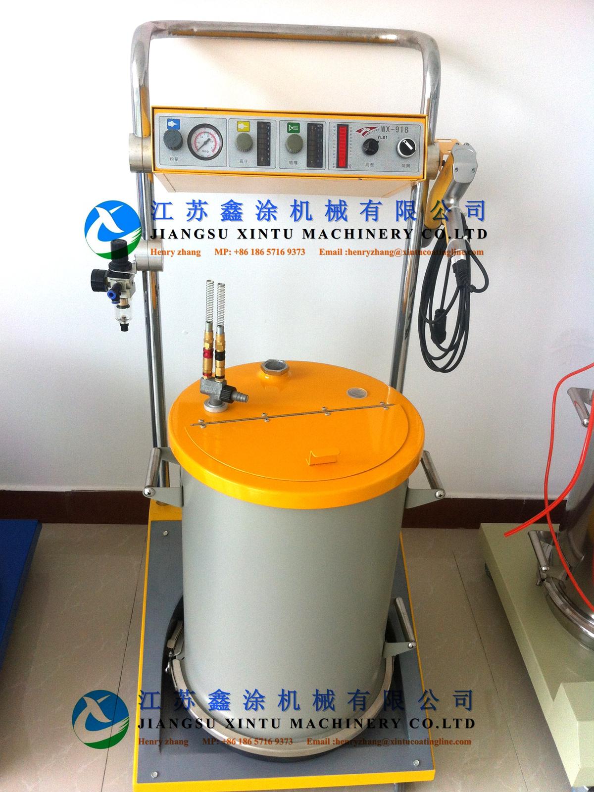 手動靜電噴塑機(型號:XT-918)