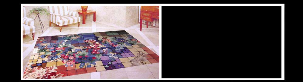 涤纶地毯展示