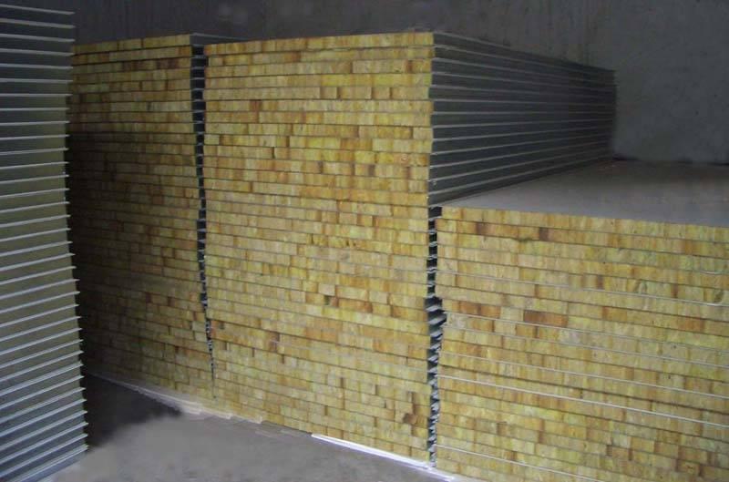 赣州阳振活动房厂--岩棉板