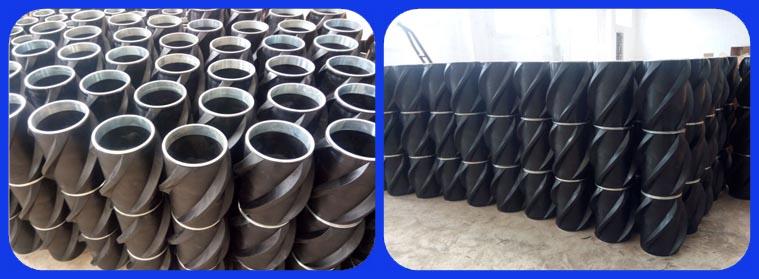 Composite Centralizer Production