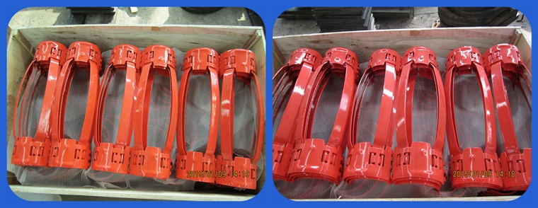 Hinged Bow Spring Centralizer Package