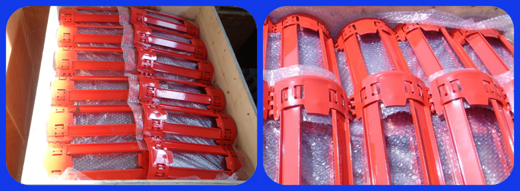 Positive Casing Centralizer Package