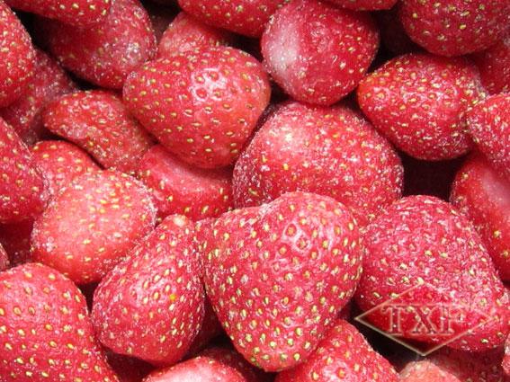 冷冻草莓(整果)