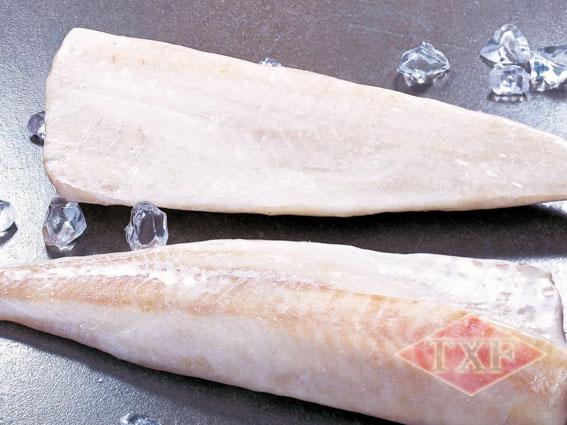 冷冻鳕鱼段