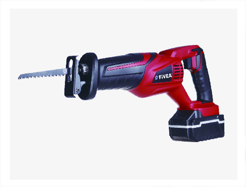 N in one—Cordless Reciprocating saw