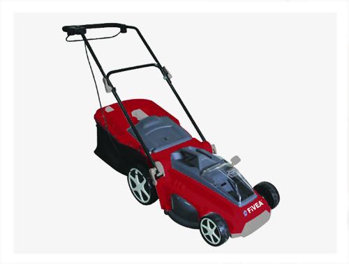 N in one--Cordless Lawn mower