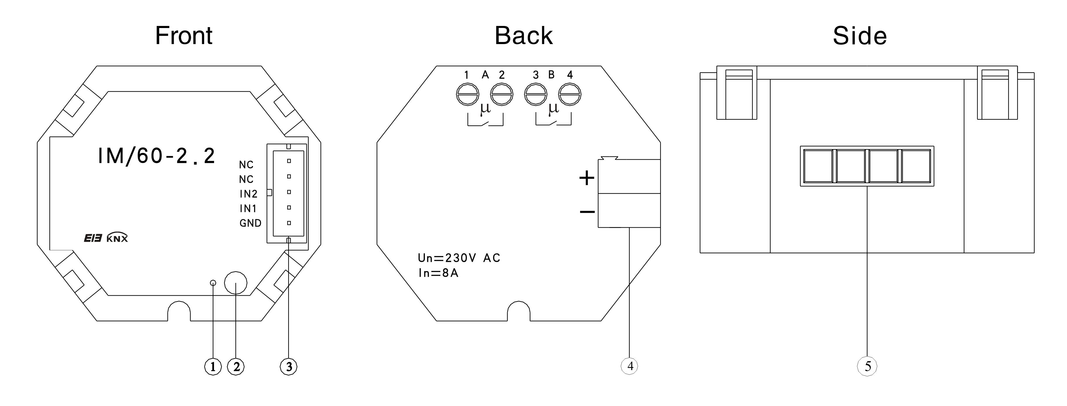 Universal Interface Module 2fold Im 60 22 Wiring Diagram