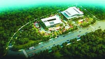 济南市历下区生活废弃物转运处理中心