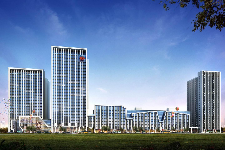 济南市山钢新天地广场