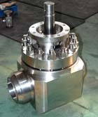 High Temperature forging Ball valve