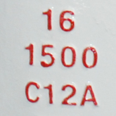 1500Lb 16Inch C12A Gate valve