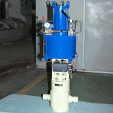 42MPa Control valve shown