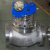 PN63 DN250 CF8M Ball valve show