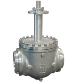 TOP ENTRY CRYOGENIC SERVICE BALL VALVE