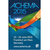2015 ACHEMA EXHIBITION