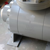 HIGH PRESSURE WELDING END SMALL BALL VALVE