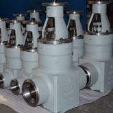 HIGH PRESSURE WELDING END FROGED GATE VALVE