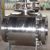 600LB 20INCH BIG SIZE BALL VALVE