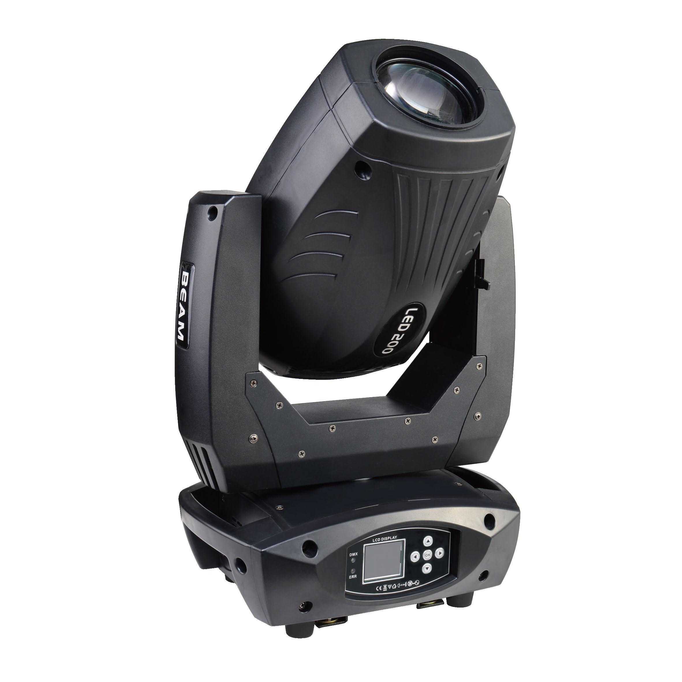 Weinas-LED200     LED三合一摇头灯