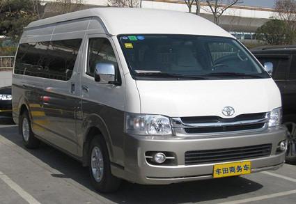 丰田海狮商务车(14-17座)