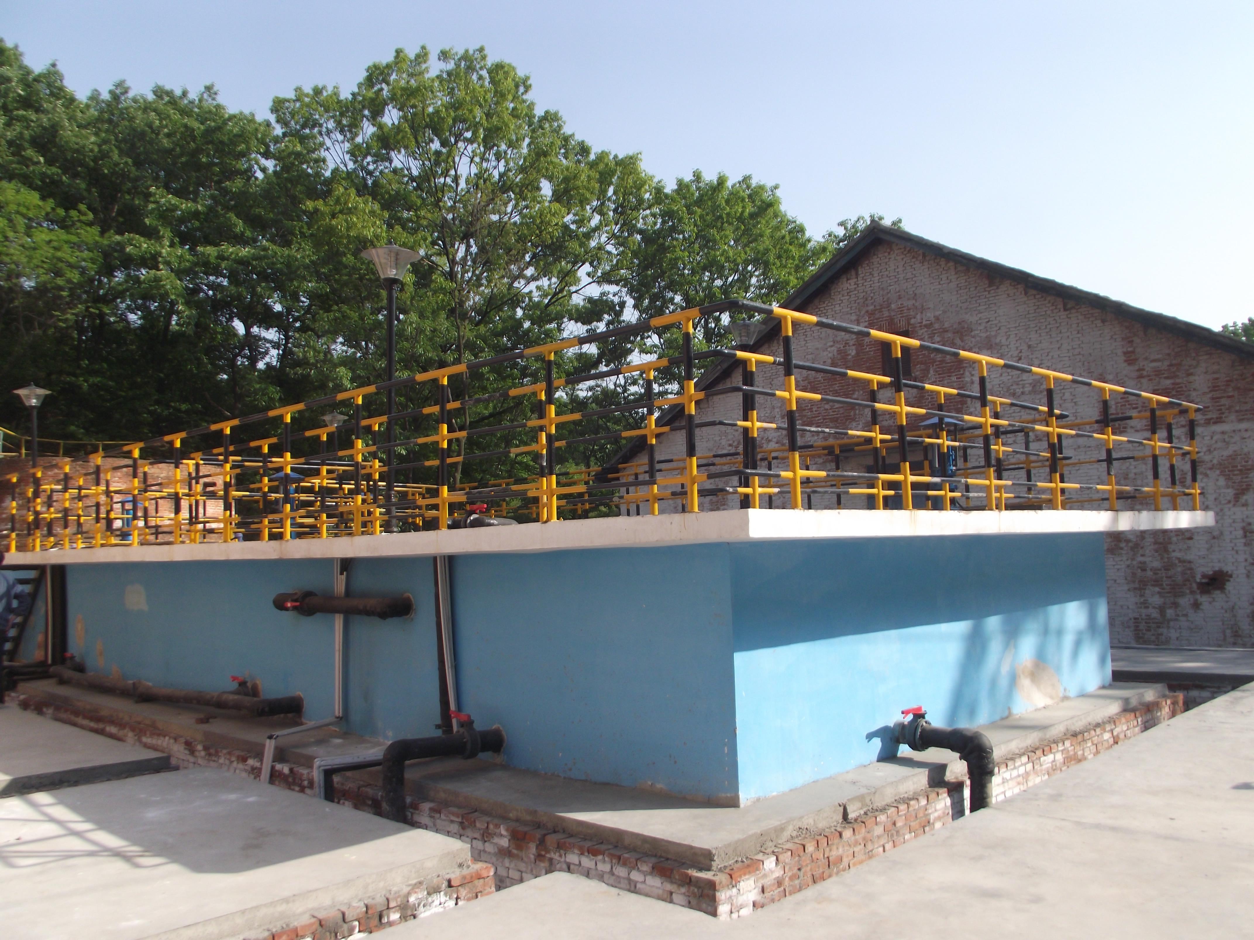 电镀行业废水处理工程