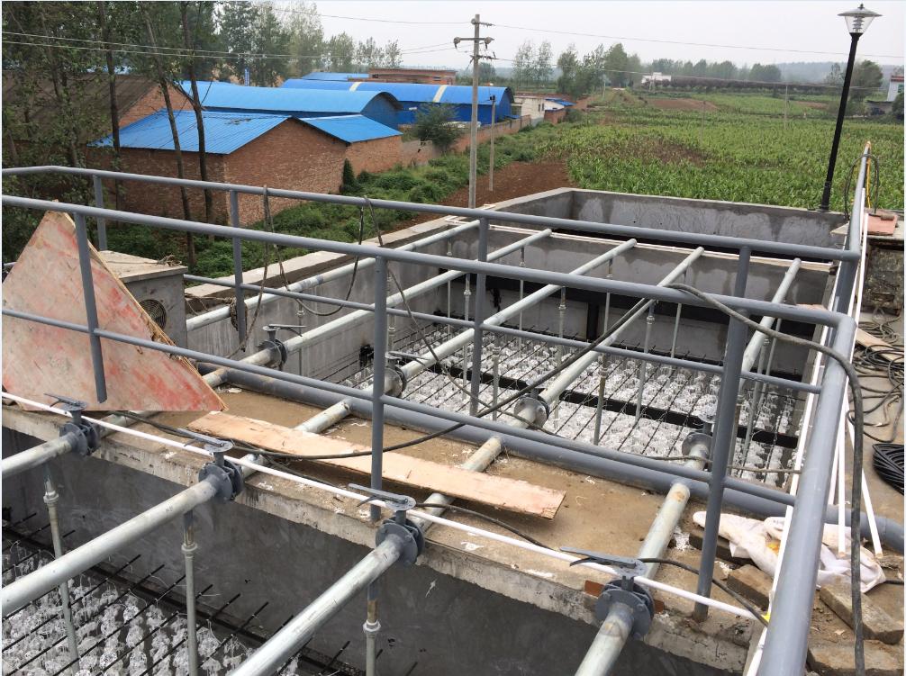 纺织染整行业废水处理工程