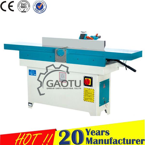 Woodworking Planing Machine Qingdao Gaotu Industrial Co Ltd