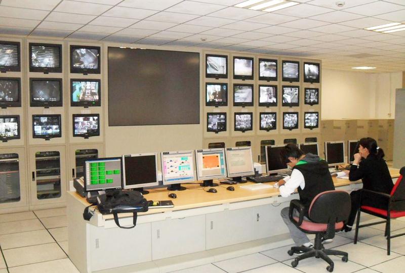 闭路监控的设计维护安装及使用维护