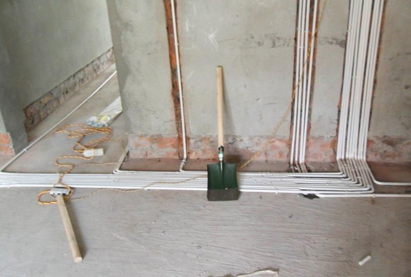 水电管道工程的日常维护