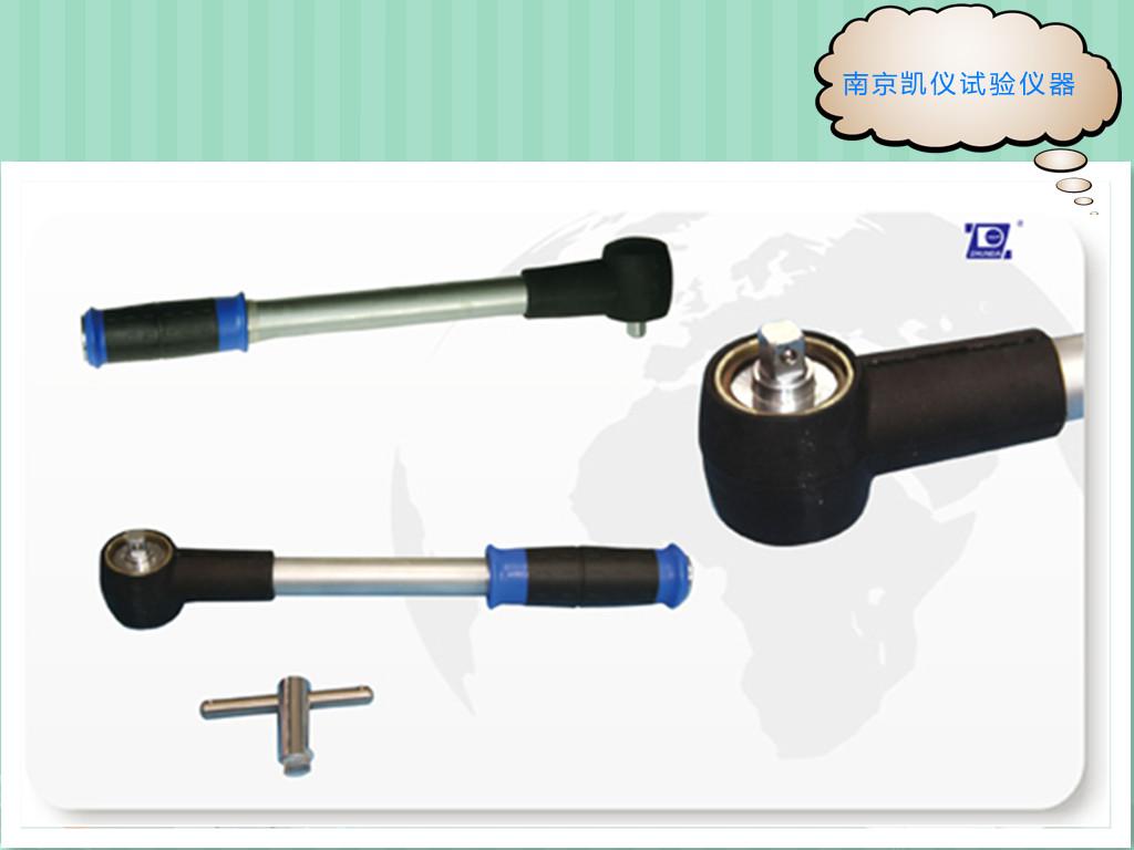 NBU系列滑轉式扭矩扳手(精度等級±6%)