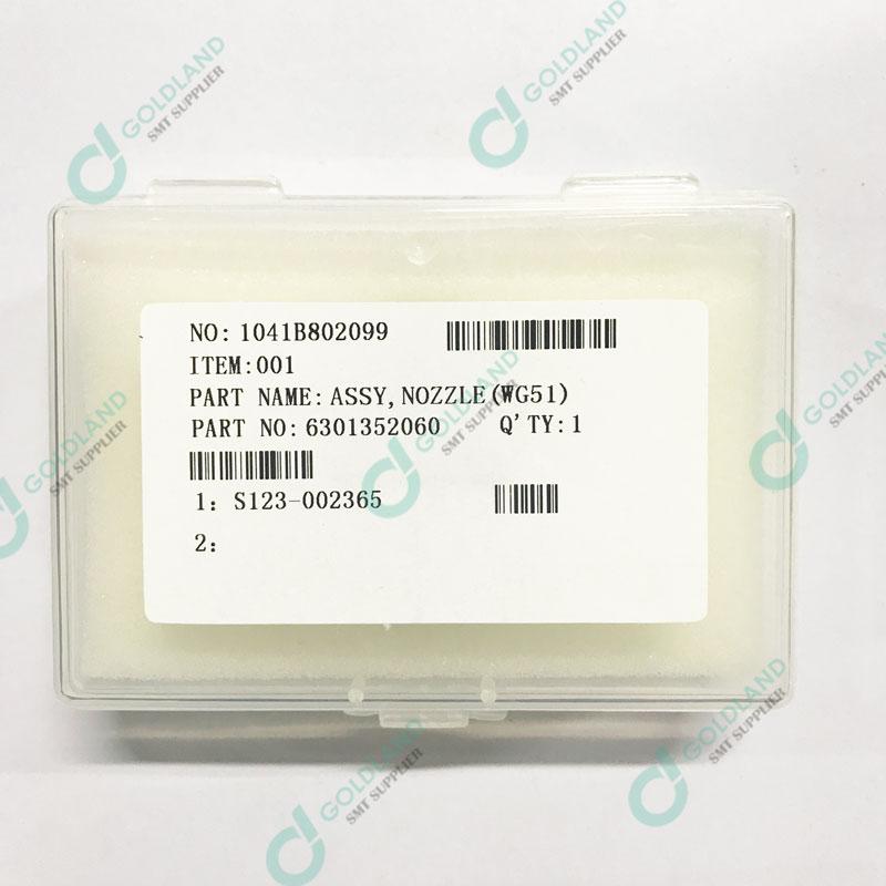 6301352060 WG51 Nozzles for Hitachi GXH-1/GXH-3 SMT machine