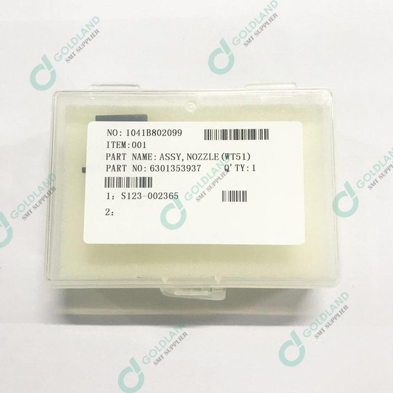 6301353937 WT51 Nozzles for Hitachi GXH-1/GXH-3 SMT machine