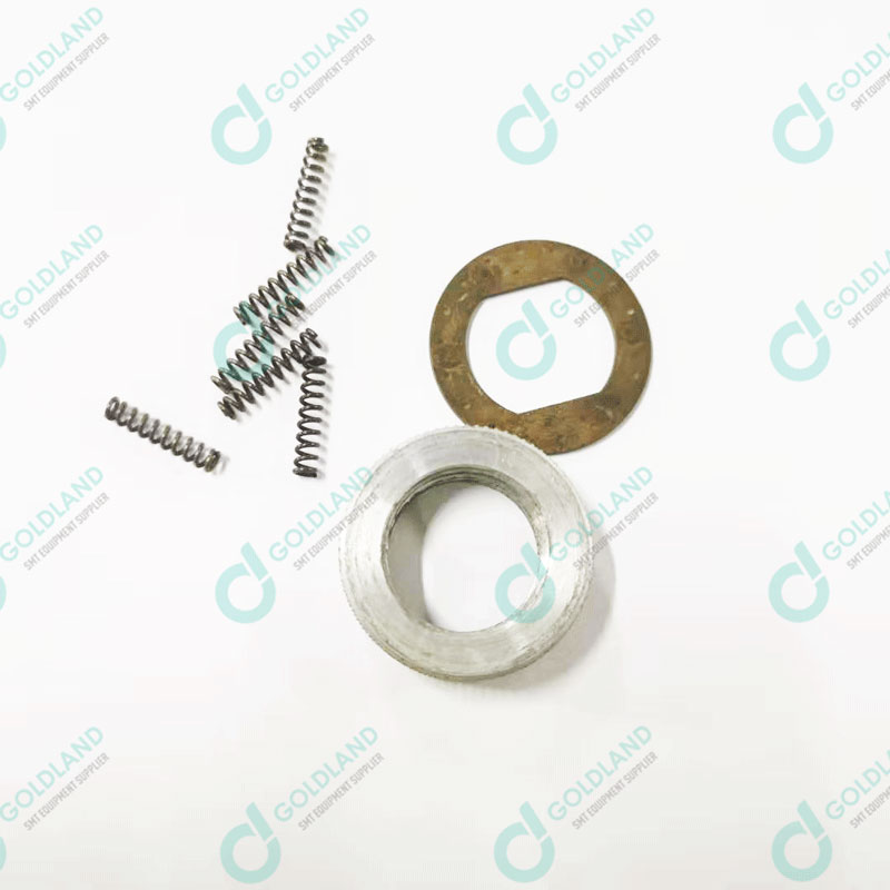 P9505 MPM Bearing aluminum cap copper ring for MPM SMT printer machine