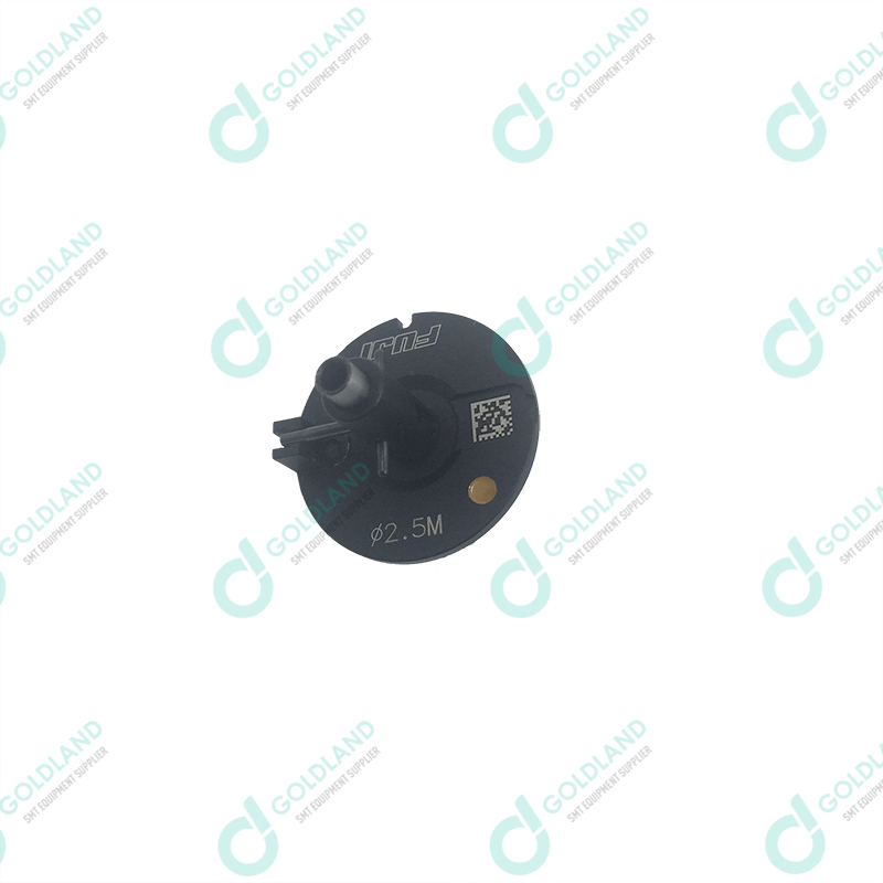 R19-025M-095 FUJI NXT Ф2.5M NOZZLE used for DX RS head smt machine parts