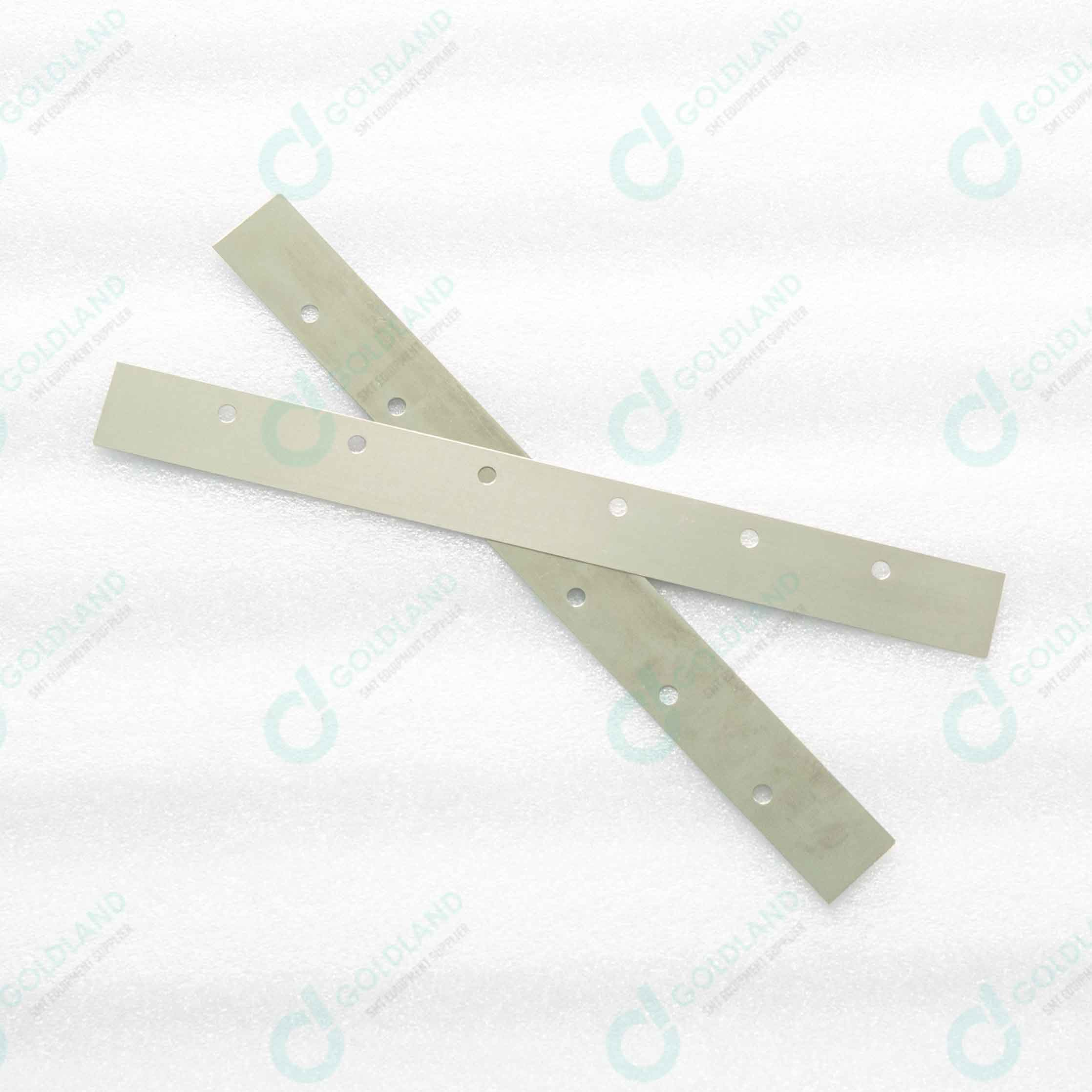 DEK ASM Squeegee Blade 300mm 45 deg for DEK SMT Printers Spare parts
