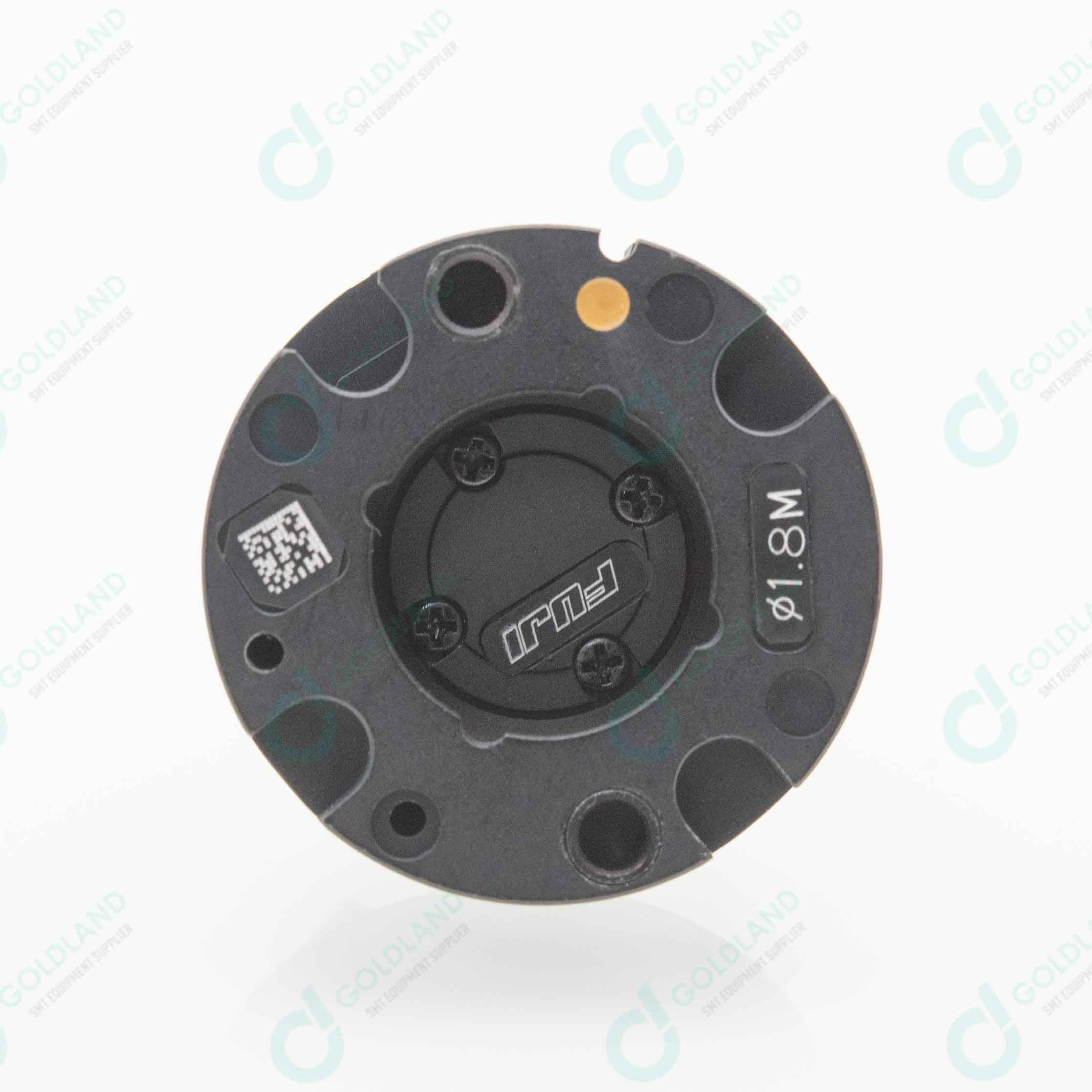FUJI SMT chip place machine parts R28-018M-365-F FUJI Nozzle