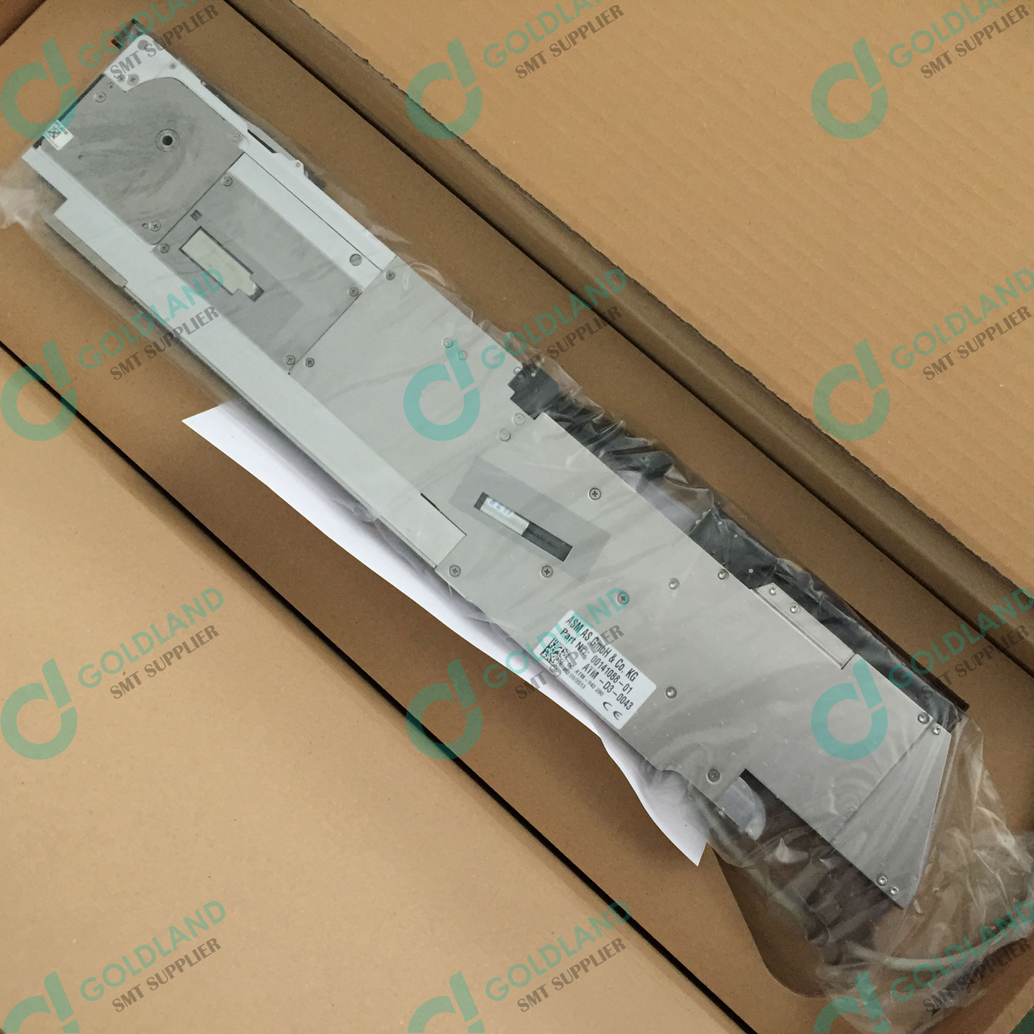 00141088-01 Siemens S 3x8mm ShutterLess Feeder module