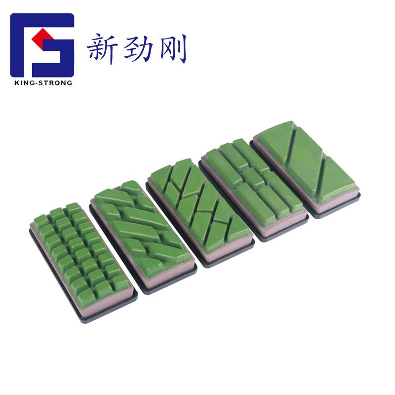 微晶石弹性磨块