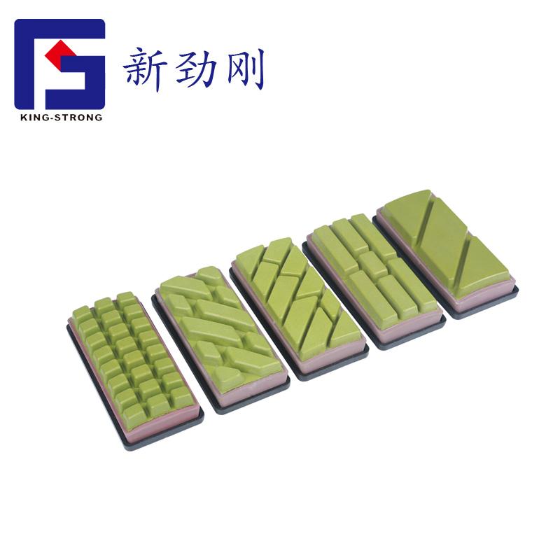 釉面砖弹性磨块