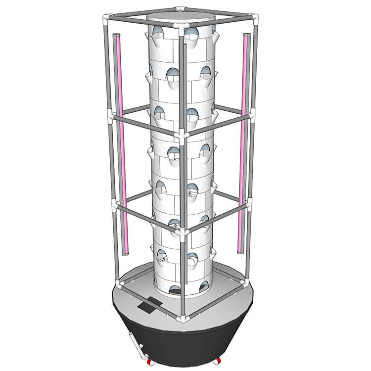 Picture of Hydroponic Tower