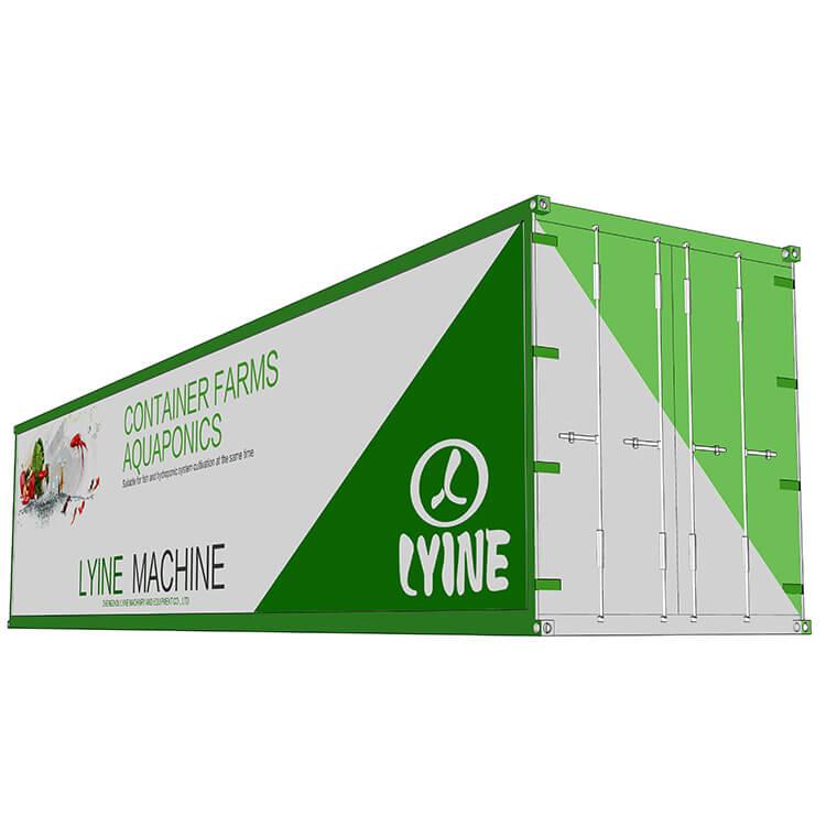 Picture of Aquaponics Container