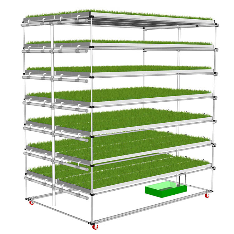 Picture of Microgreen System