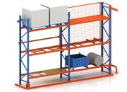 China Allright Racking Co.,ltd_Shelving_Dexion Pallet Racking,selective pallet racking