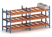 China Allright Racking Co.,ltd_Shelving_Dexion Pallet Racking,carton live storage