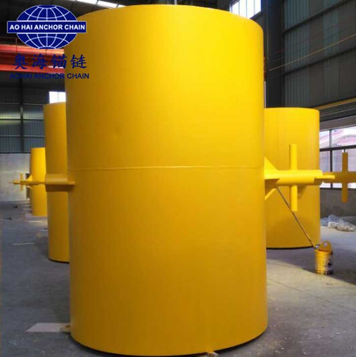 Steel Structured Offshore Mooring Buoy