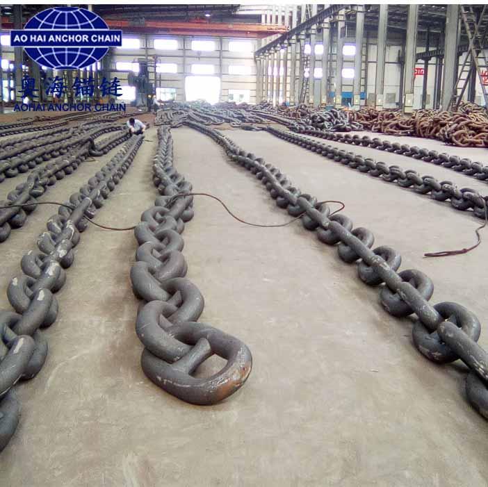 stud link anchor chain manufacturer