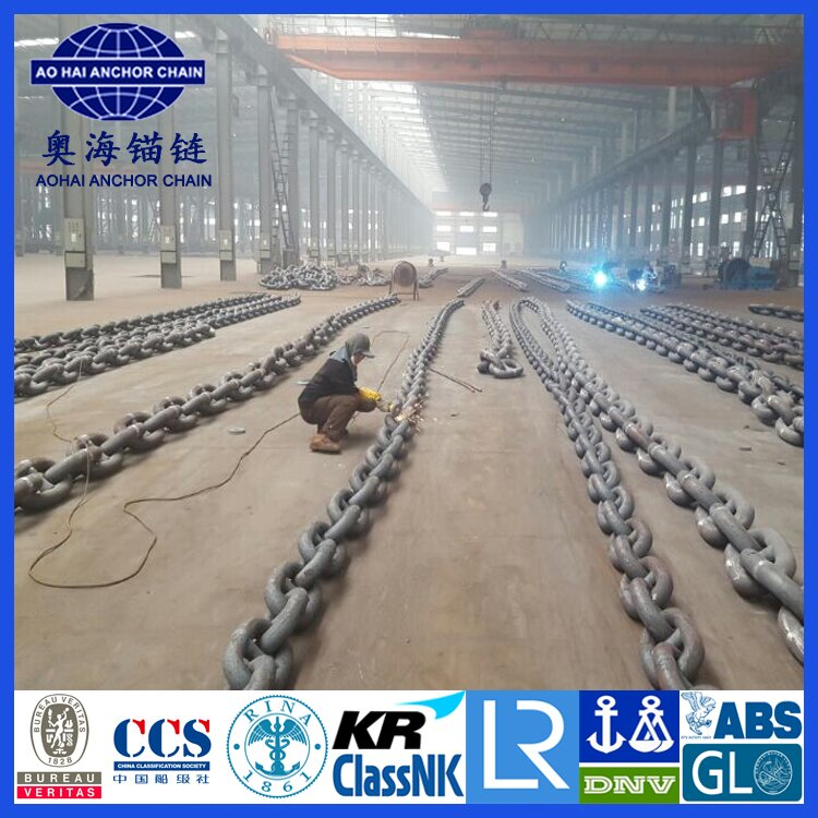 Offshore Mooring Chain Cable