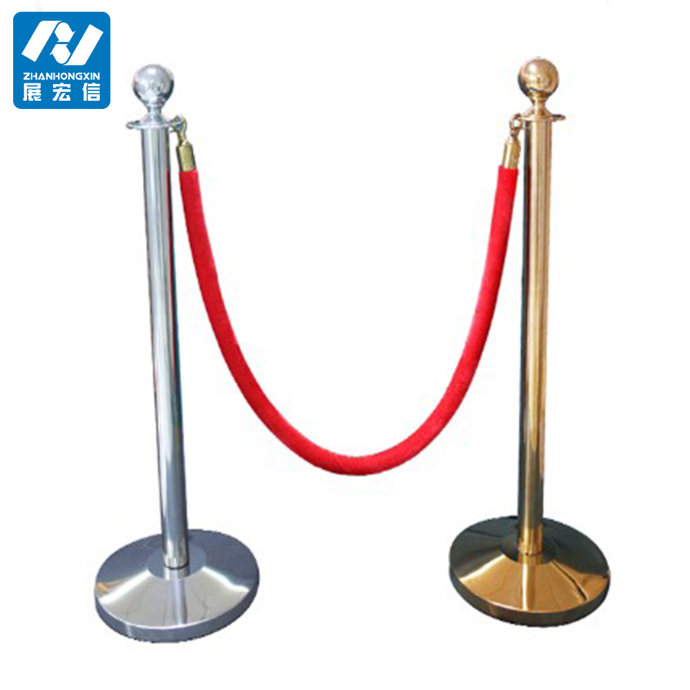 Wholesale Queue Rope Stanchions Rope Barrier Factory Price